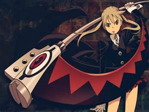 if you could wield one soul eater weapon for a day and be his/her meister, who would you choose?