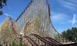 What is your favorite roller coaster you've ridden?