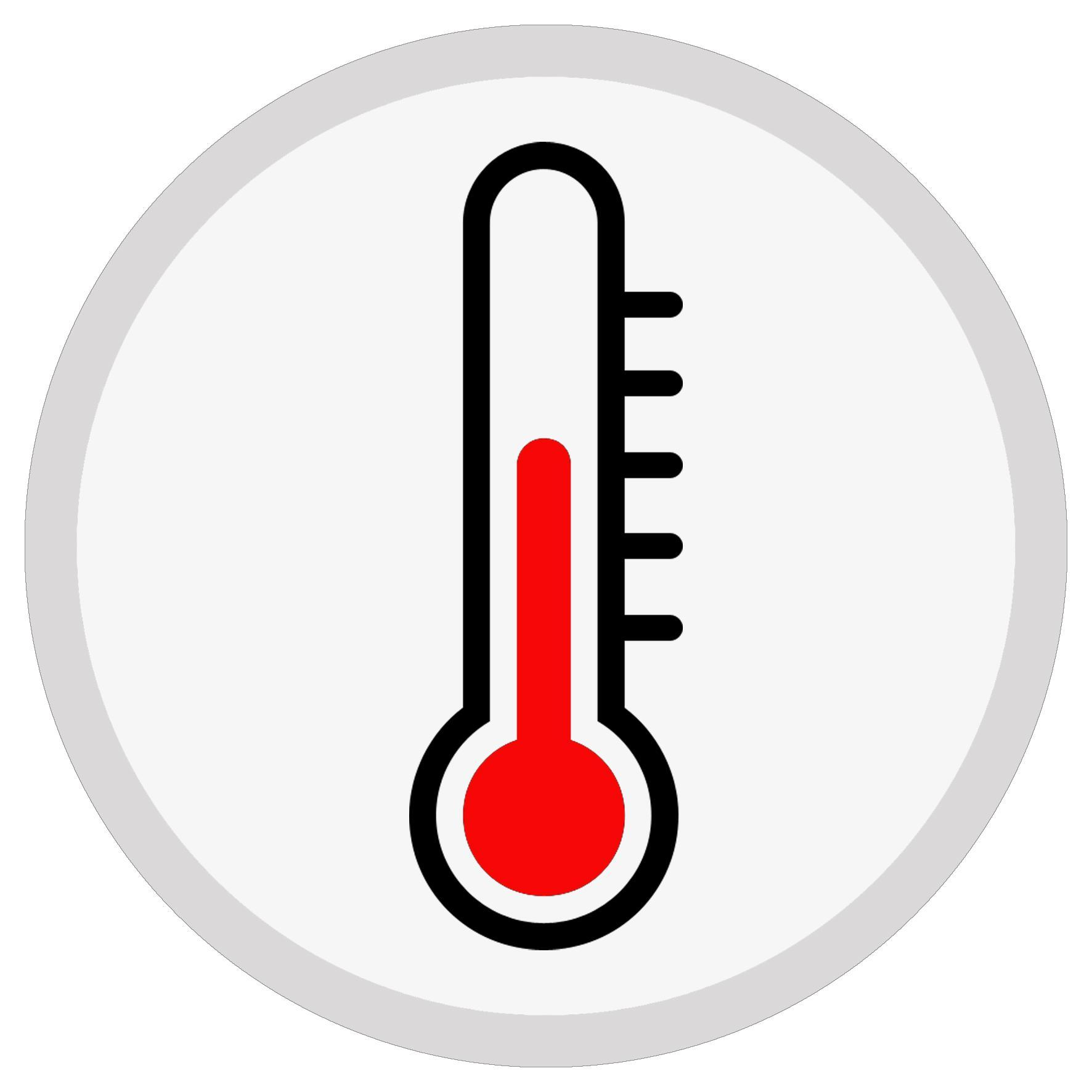 What's the right temperature that a house needs to be in general?