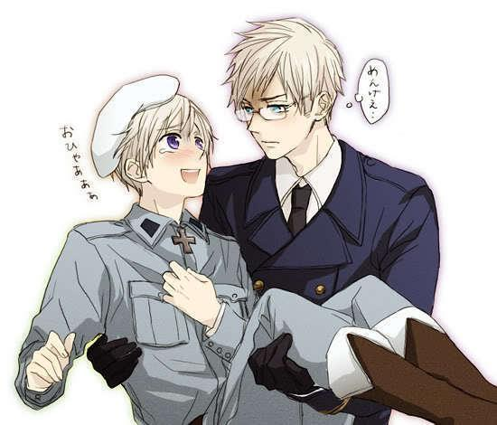 what's your favorite hetalia ship ?