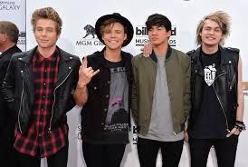 Who's Your Favourite from Five Seconds of Summer?