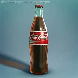 Which do you prefer? coke In a can or coke in the bottle?