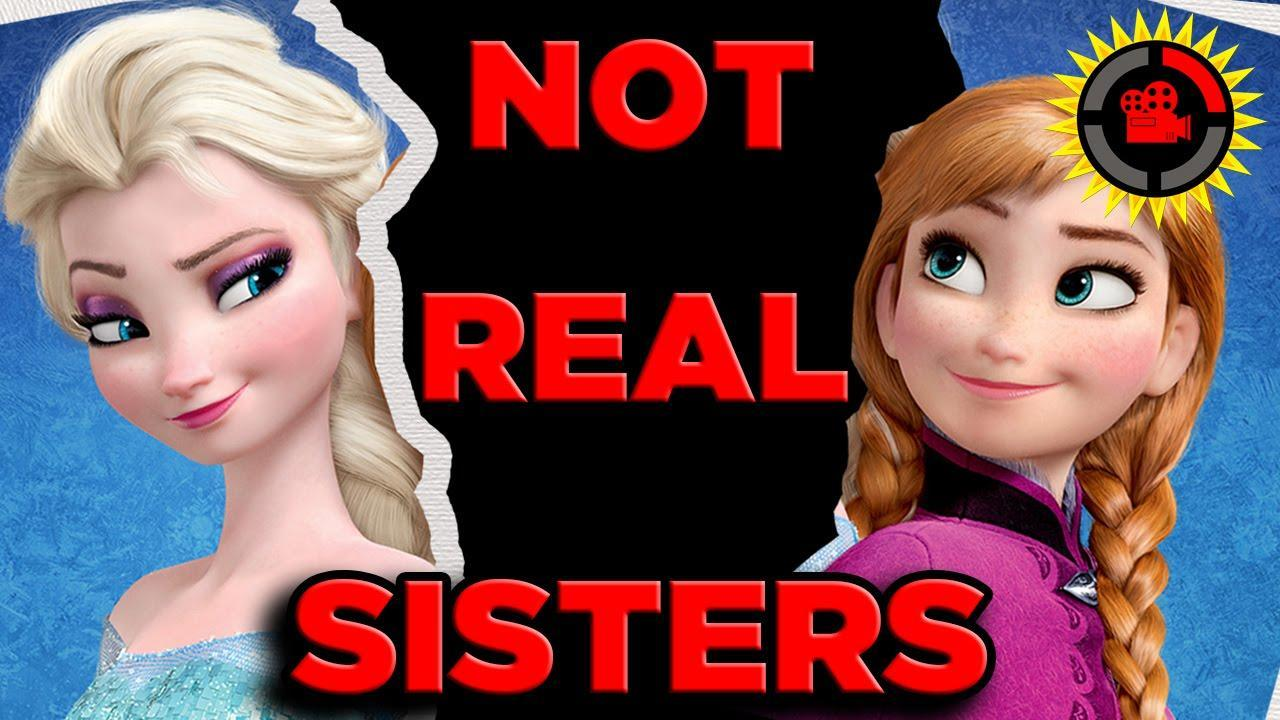 Do you agree with this FROZEN theory? (This is my original theory, not the game theory guy's)