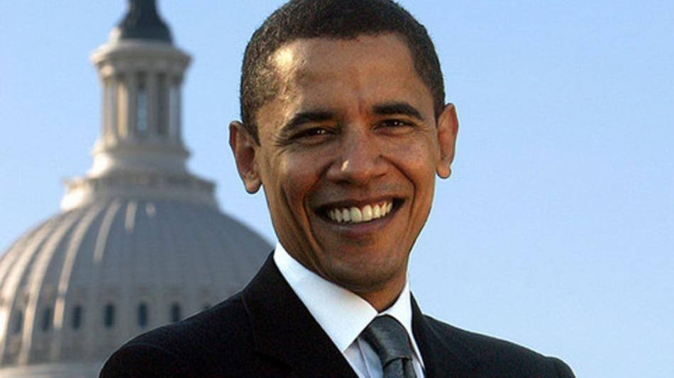 What one word would you use to describe President Obama?