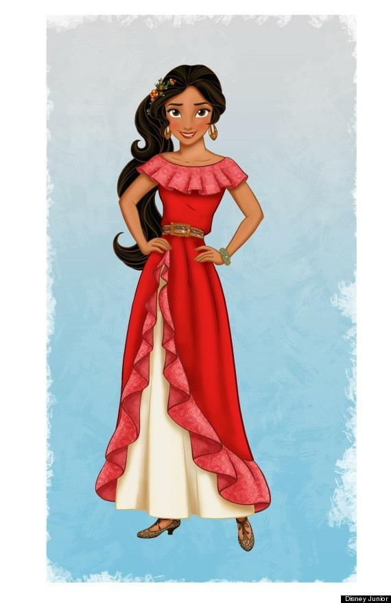 Did you know of the new Latina Princess?