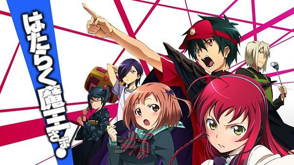 Have you seen the devil is a part timer