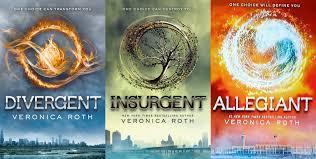 How long did it take you to read the entire divergent trilogy?