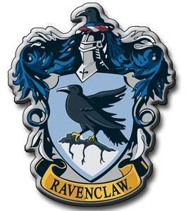 Is the Ravenclaw Mascot a Raven or an Eagle?