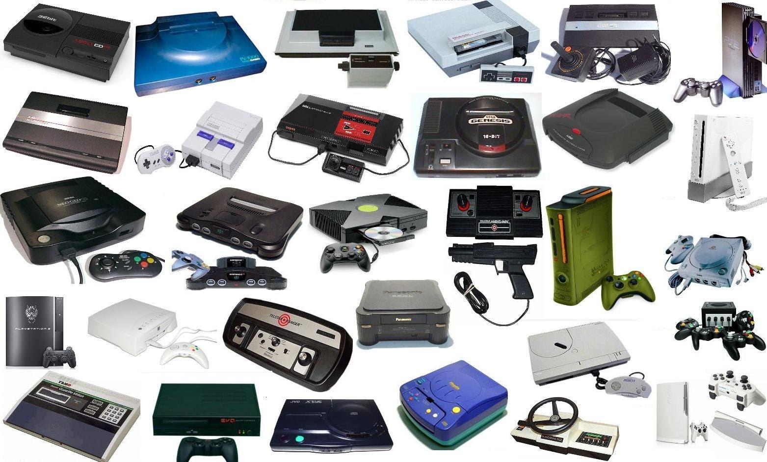 Favourite video game console