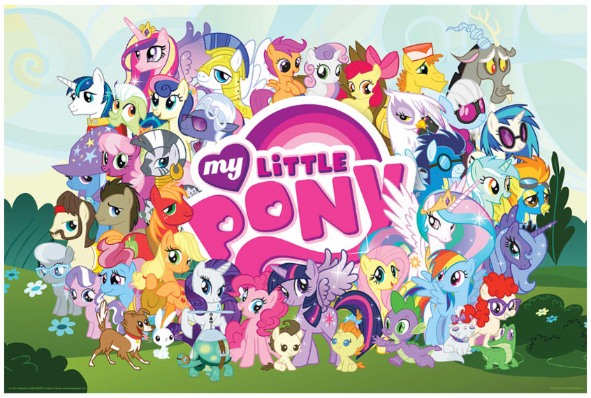How well do you think My Little Pony is, and why?