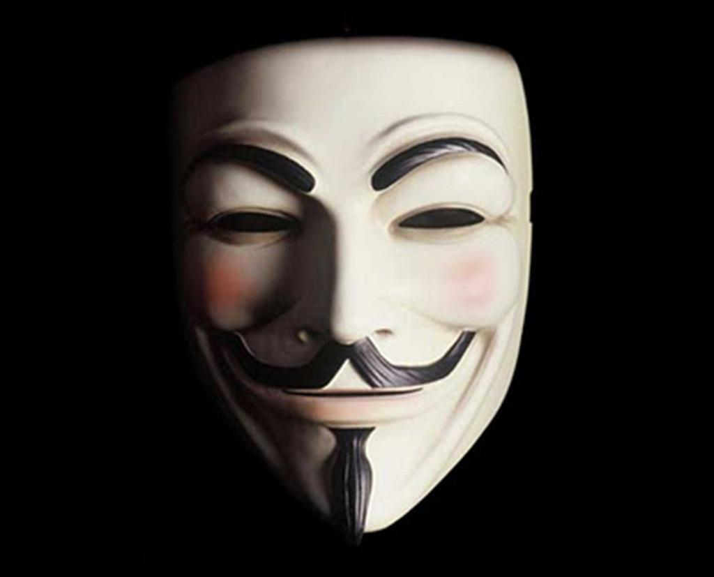 Do you think Anonymous needs a new mask?