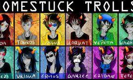 who's your favorite homestuck character?