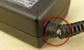 How to fix broken Power cable cord? Its far worse then the pic