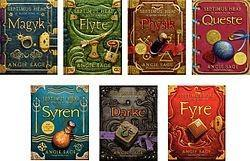 Has anyone read the Septimus Heap series?