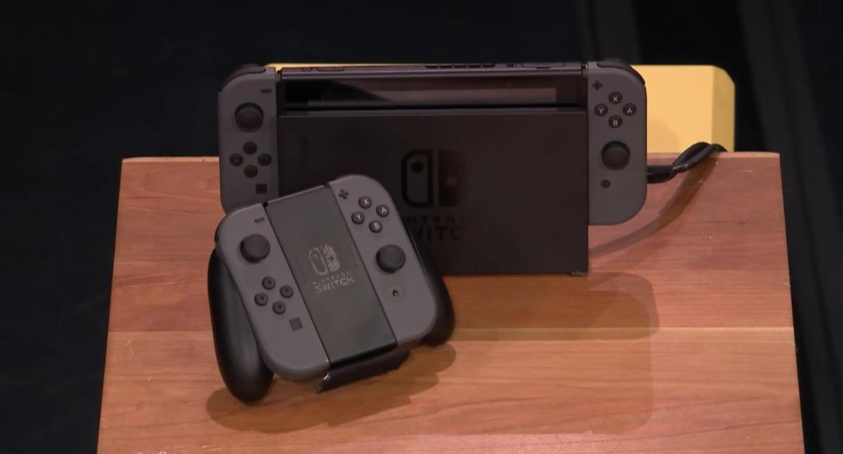 What is your thoughts on the Nintendo switch?