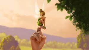 have you watched tinker bell cartoon?