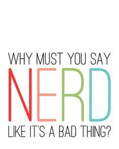 What do you call a mix between a nerd and a geek?