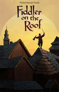 Are you kind and will be in Fiddler on the Roof? PLZ IM DESPERATE