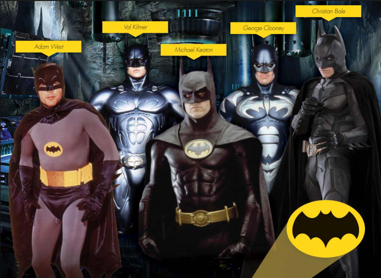 Who was the best batman?