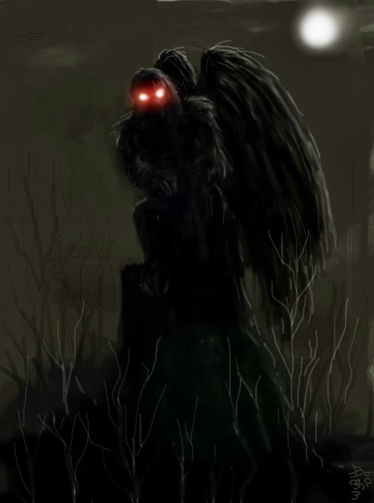 Mothman's Photo