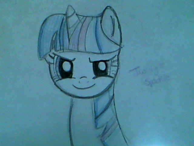 Posted on Deviantart by my sister in the account meltebrony.. Drawn by mee for someone