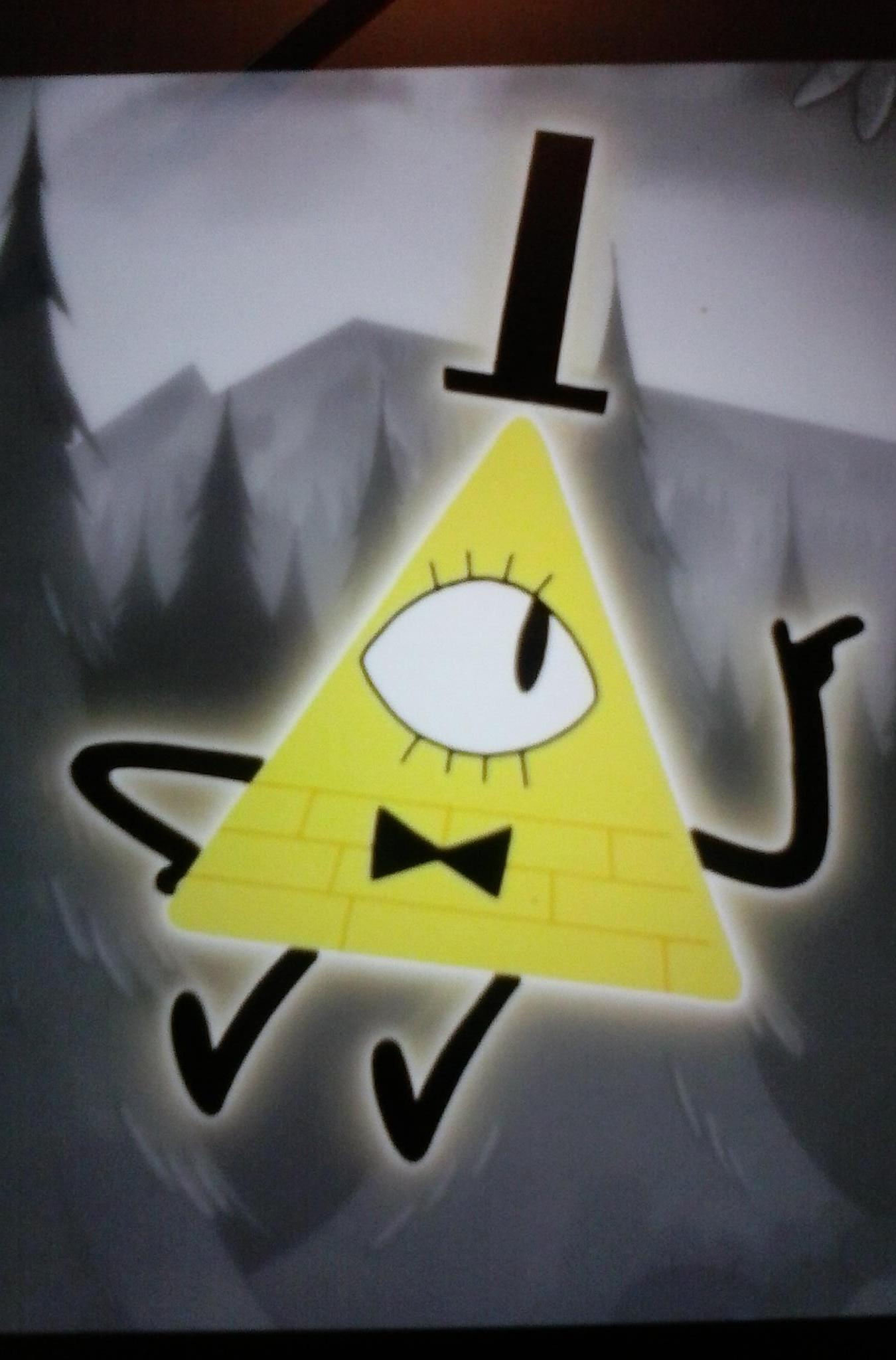 BILL_CIPHER_IS_MY_DAD