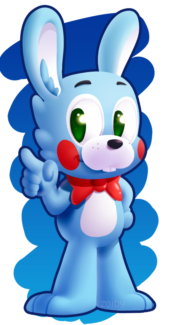 Toy Bonnie photo profil!