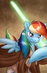 StarWarsJediRainbowDash