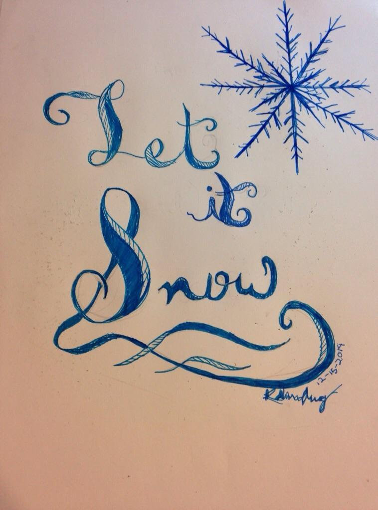 That snowflake took me ages ._. Well, happy holidays neverless!