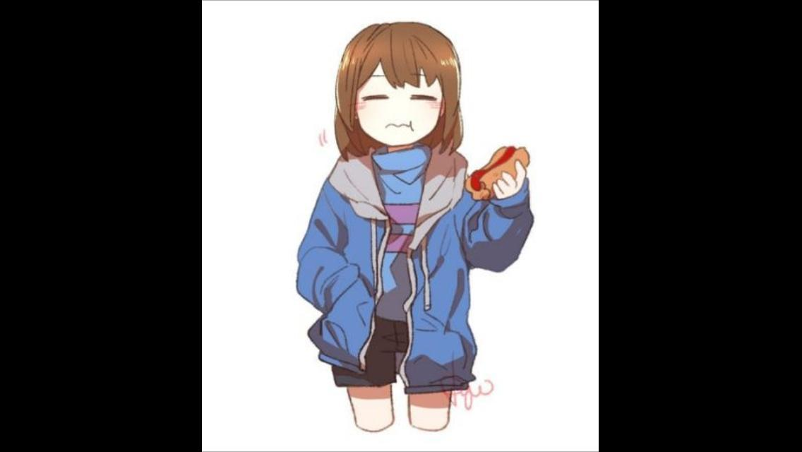 Frisk_the_human