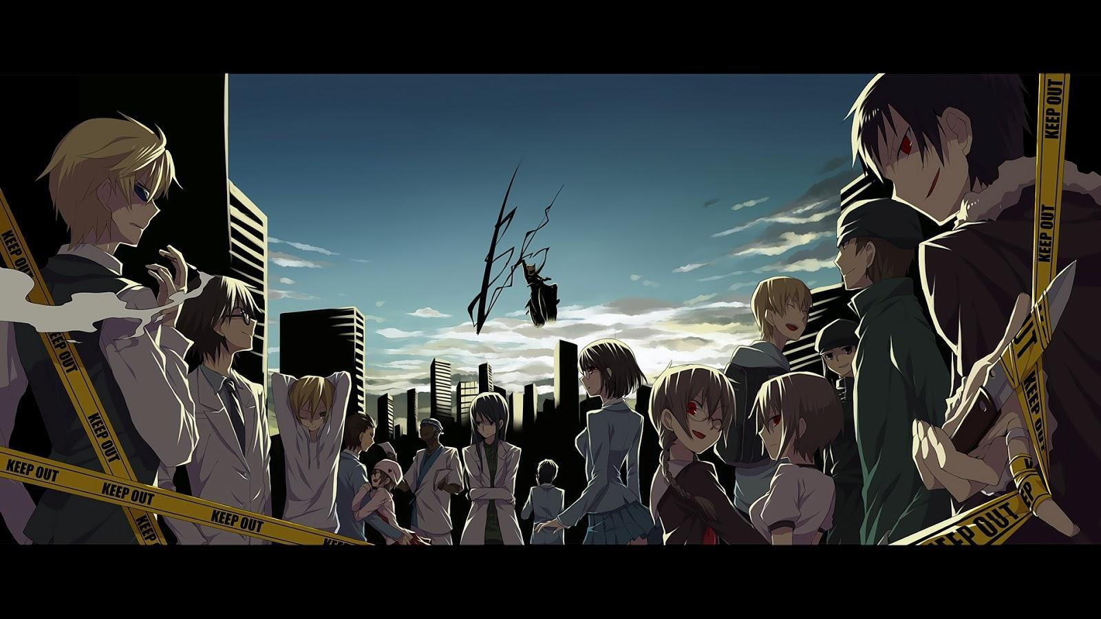 BEST ANIME EVER!!!! :D