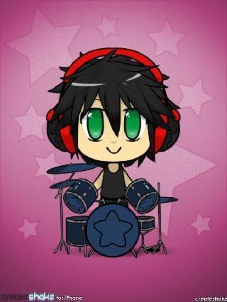@Bluebutcute did this amazing little me :3