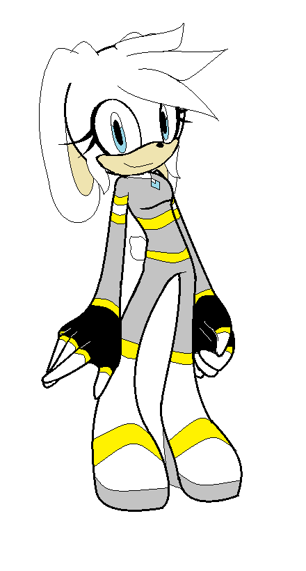 My Sonic oc: Zanaya the Rabbit