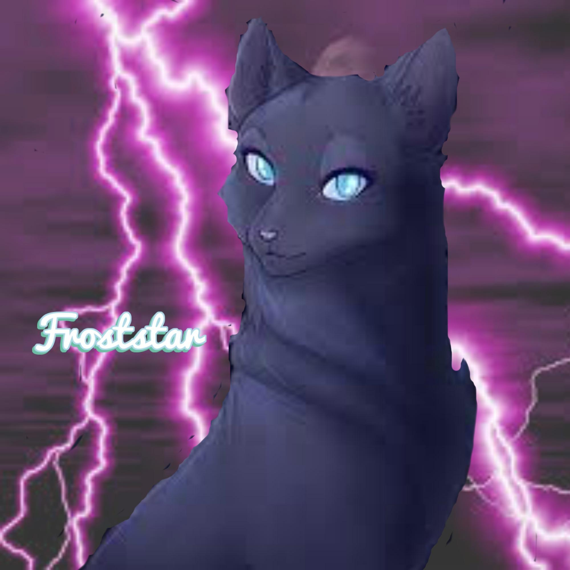 Froststar_Leader_Of_Thunderclan