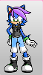 This is one of My OC's, her name is Jasmine the hedgehog