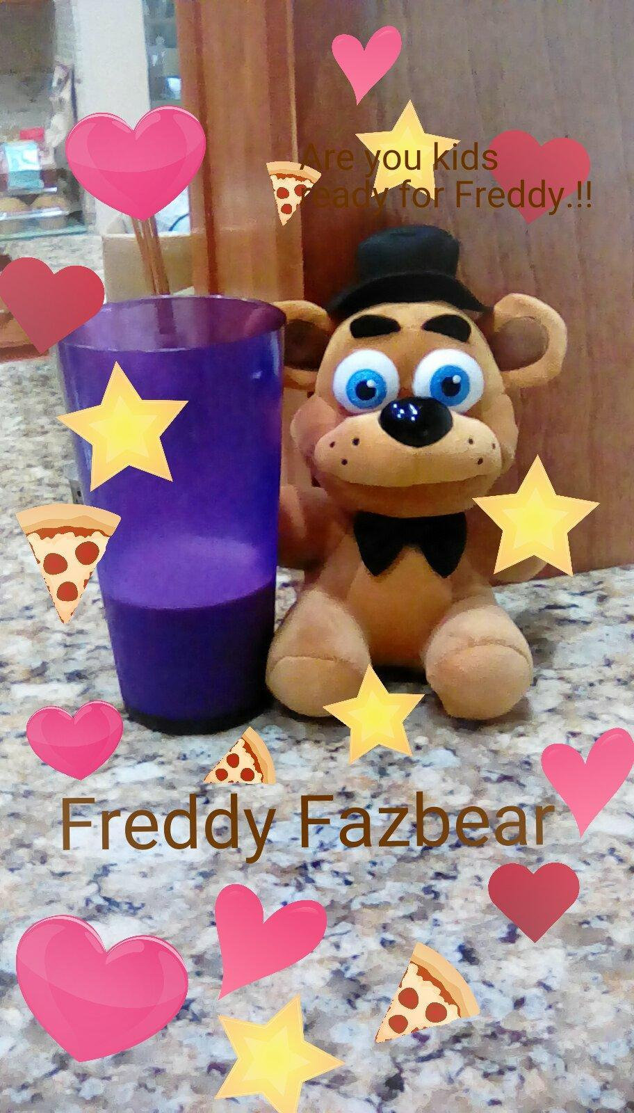 Look at Freddy!!! 💞