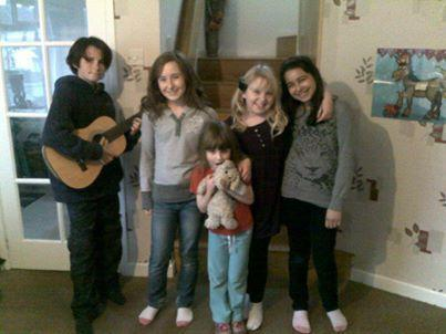 Me, Nicole, Keara, Malin, Eliza and Pippin. 3 years ago.