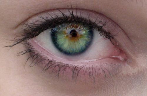 This is not my eye, however, my eyes are very similar.