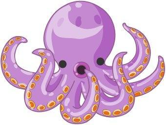 Octopi are adorable!