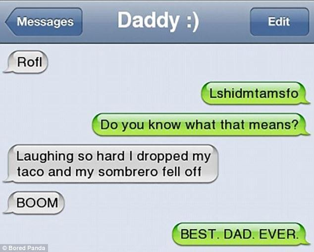 Wish my dad was that smeert