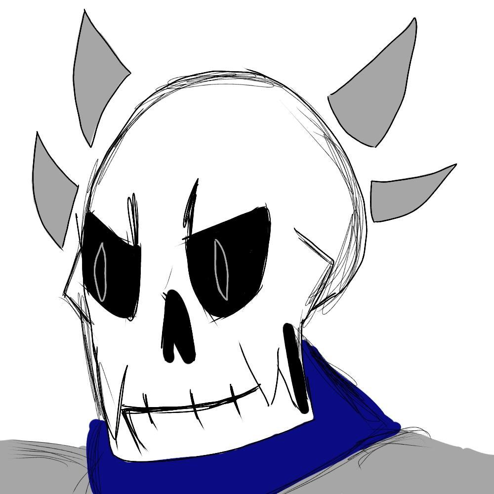 Eh. Dragontale Papyrus. I guess.