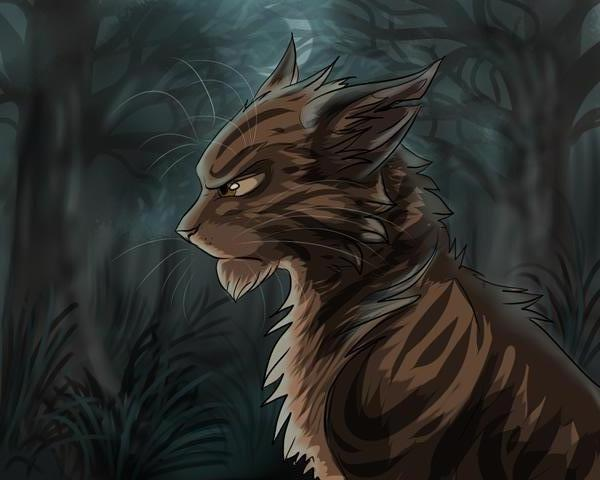 Tigerstar_And_The_Darkforest