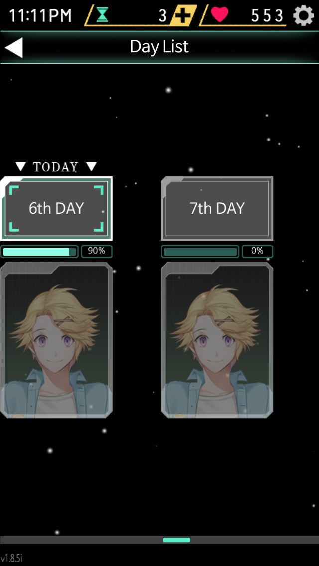 The furthest I've ever been on MysticMessenger. But I didn't want Yoosung is he a default? ;-;