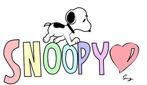 I also <3 Snoopy!! So Cute!!