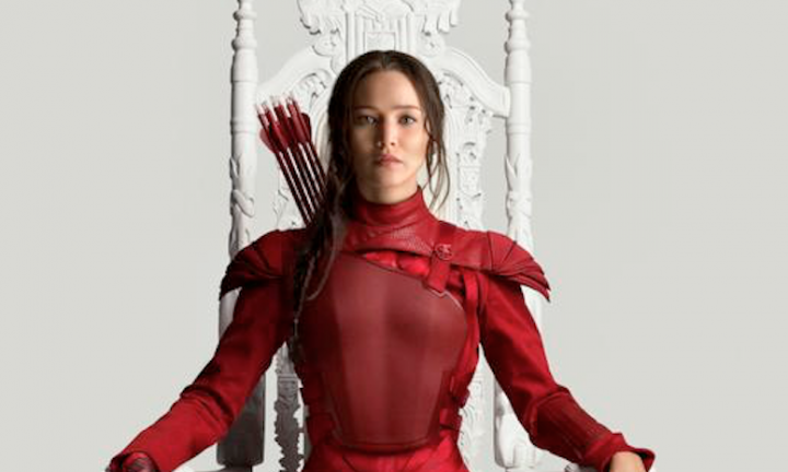 May the odds be ever in ur favour Katniss Everdeen